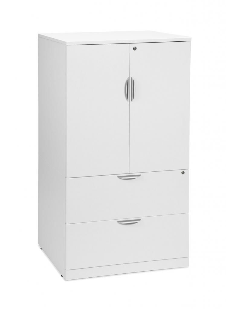 Combo Filing/Storage Cabinet